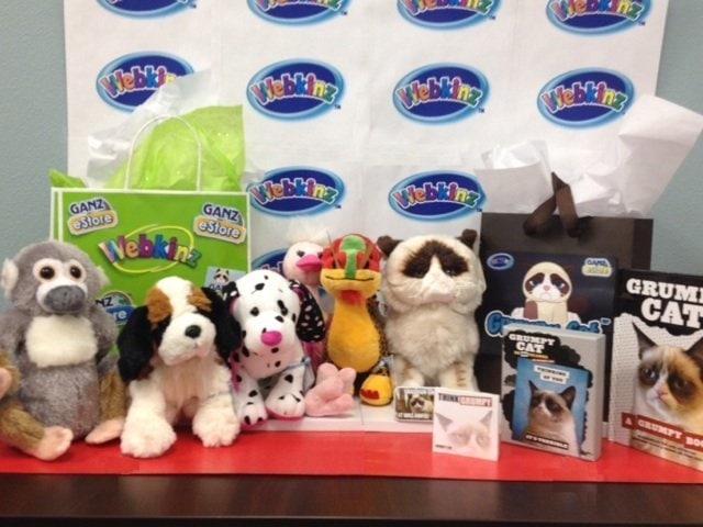 Enter the Webkinz World #Giveaway ends 9/12