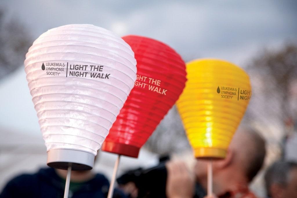 Join Me! Help Light The Night For Kids with Cancer #LLSLTN #SylvanFightsCancer #pdx