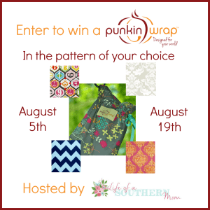 Punkin Wrap #Giveaway ends 8/19