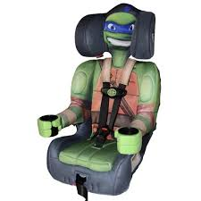 TMNT Kids Embrace Car Seat