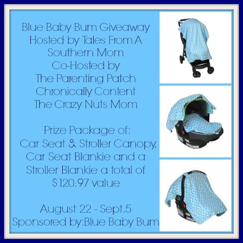 Enter the Blue Baby Bum #Giveaway ends 9/5
