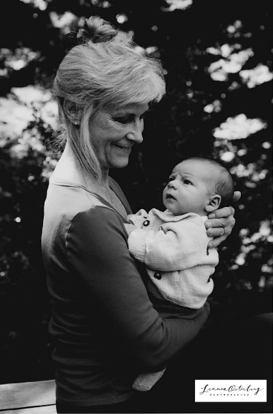 Celebrate Grandparents Day with Linnea Osterberg's Photography