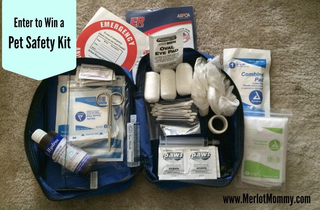 ASPCA pet first aid kit