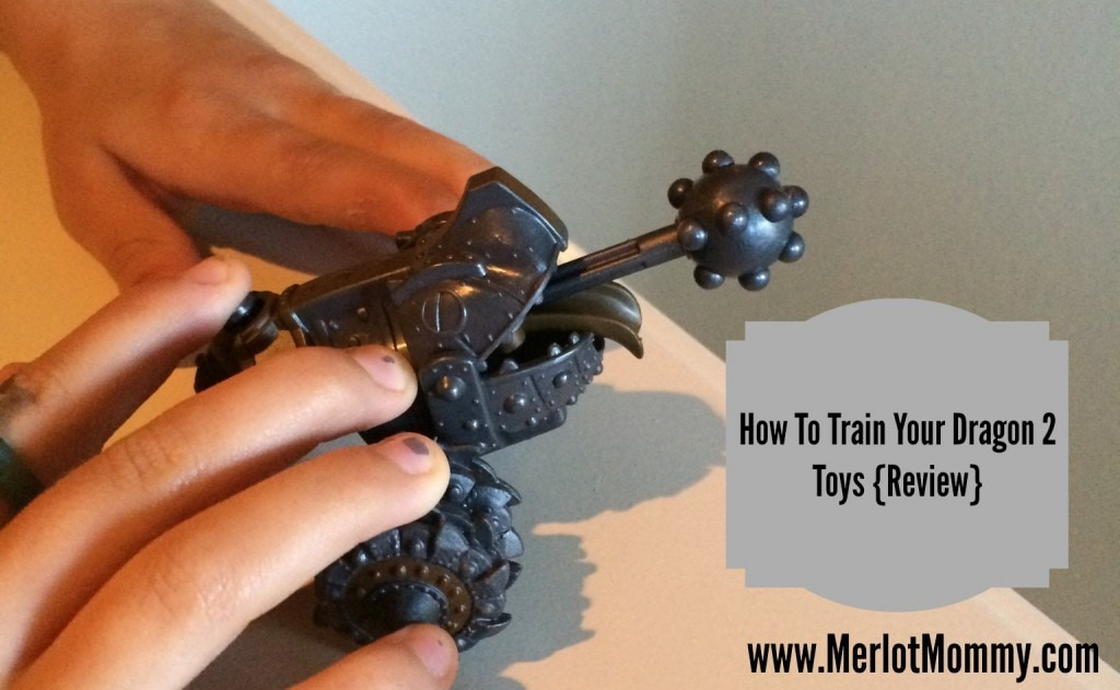 How to Train Your Dragon 2 Toys by SpinMaster Review