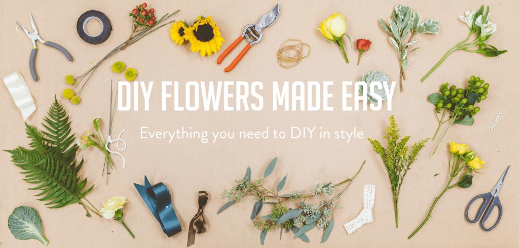 DIY Flowers Bloominous