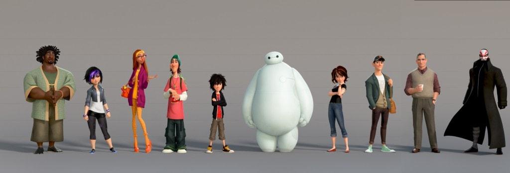 Exclusive Sneak Peek: Disney's BIG HERO 6 #BigHero6 #MeetBaymax