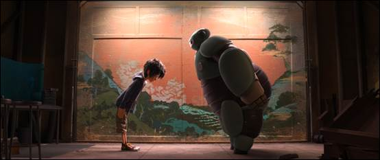 BIG HERO 6 opens in theatres everywhere on November 7th!