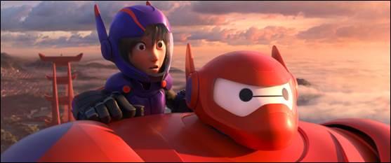New Big Hero 6 Trailer Available #BigHero6 #MeetBaymax