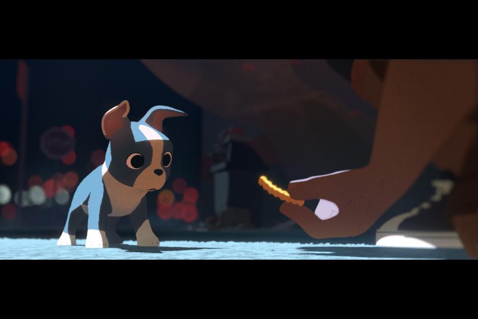 Exclusive Sneak Peek: Disney's FEAST animated short