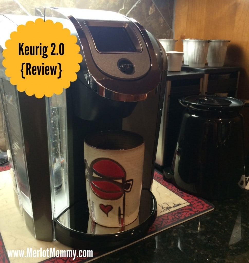 Keurig 2.0 Review and National Coffee Day