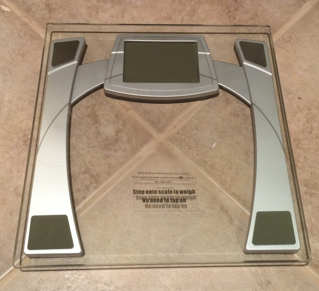 Bathroom Scale Ratings: EatSmart Precision MaxView Digital Bathroom Scale {Review