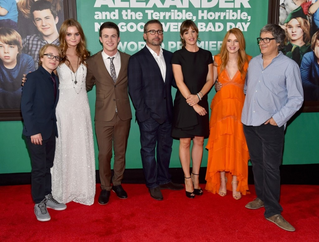 Red Carpet Premier Photos from ALEXANDER AND THE TERRIBLE, HORRIBLE, NO GOOD, VERY BAD DAY #VERYBADDAY