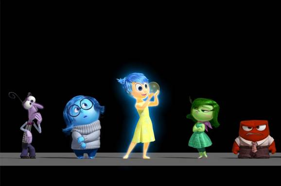 Disney/Pixar's INSIDE OUT New Teaser Trailer Available #InsideOut