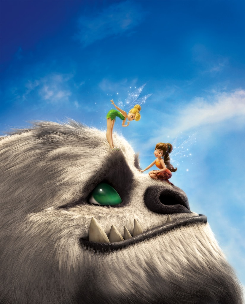 """""""Tinker Bell and the Legend of the Neverbeast"""""""