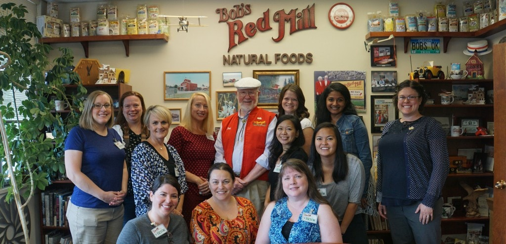 Bob's Red Mill PDX Food Bloggers Tour