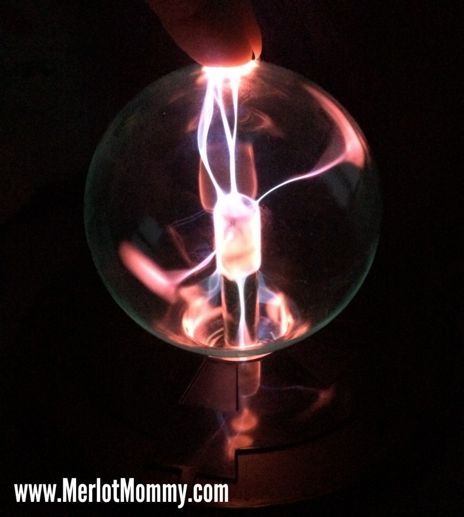 Star Wars Science Force Lightning Energy Ball 1