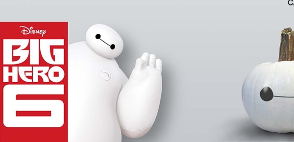 Free #BigHero6 Activity Sheets Available for Download #MeetBaymax