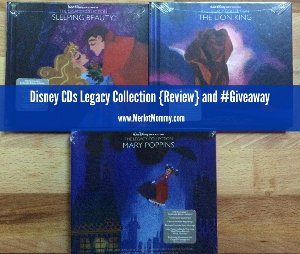 Disney CD Legacy Collection