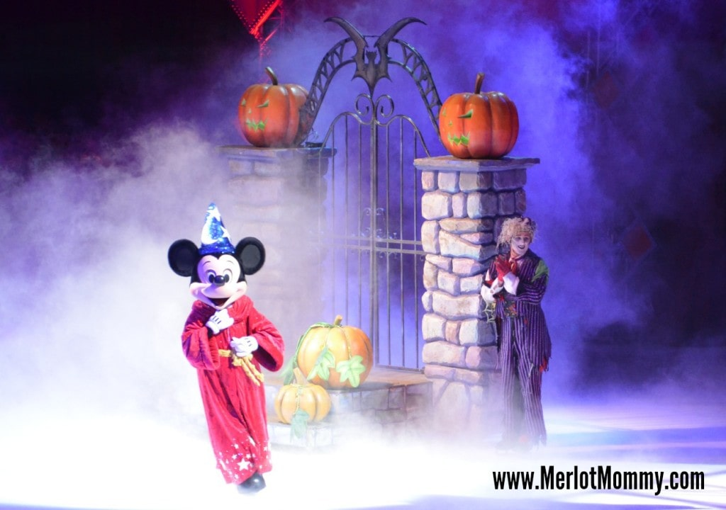 Disney On Ice: Let's Celebrate Review MODA Center Portland, Oregon
