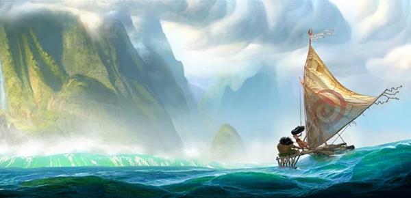 Disney Moana new animated feature