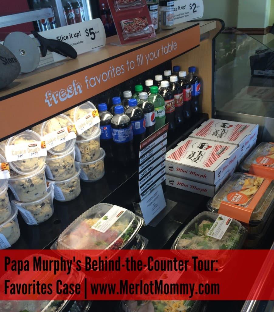Papa Murphy's Behind-the-Counter Tour