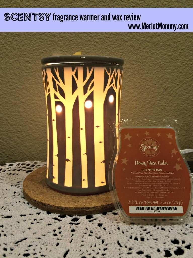 Scentsy Warmer Review