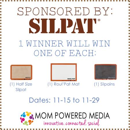 Silpat Review and Giveaway