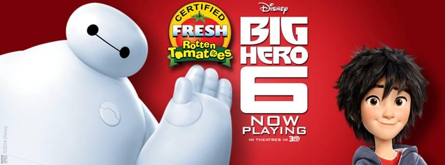 Big Hero 6 Fun Facts