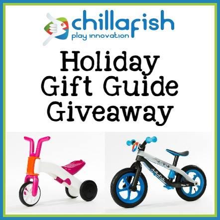 Chillafish Bunzi Graduated Balance Bike {Review} and Giveaway