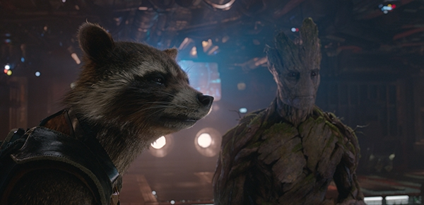 Talent Q&A and Behind the Scene Stills of Guardians of the Galaxy #GuardiansoftheGalaxy
