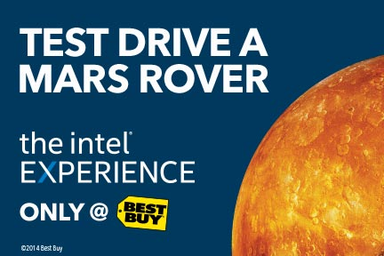 Intel Technology Experience Zones to Bring Access to Inspiration @BestBuy