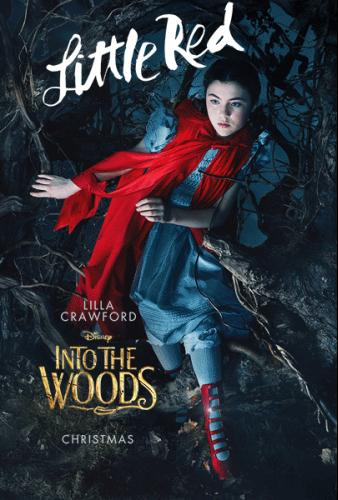 Into the Woods Character Posters