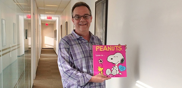 An Interview with Ron Smith: Charlie Brown Christmas #Snoopy #Giveaway ends 12/15