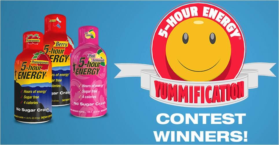 5-Hour Energy Yummification WInner