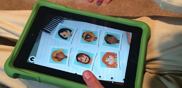 Fire HD Kids Edition with FreeTime {Review} #HH2014