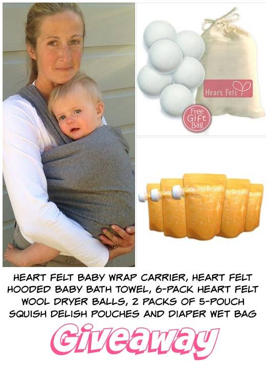 Heart Felt Giveaway Pack
