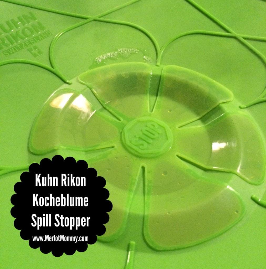 Kuhn Rikon Kocheblume Spill Stopper