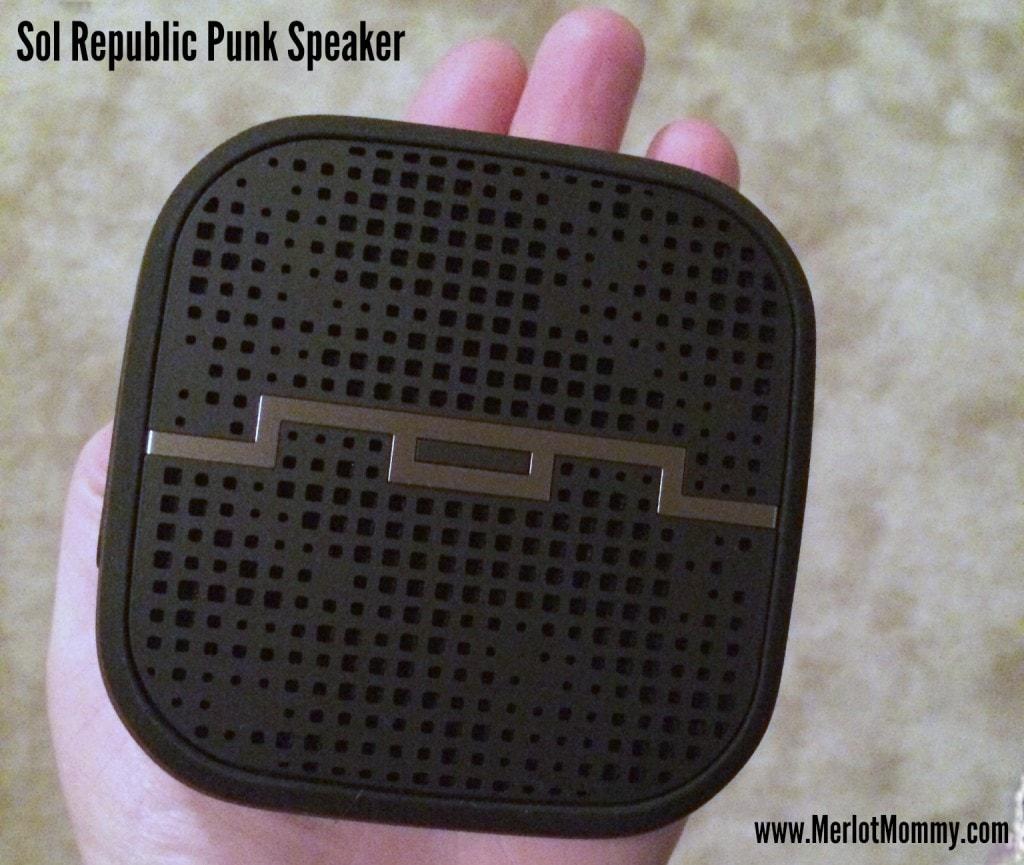 Sol Republic Punk Speaker