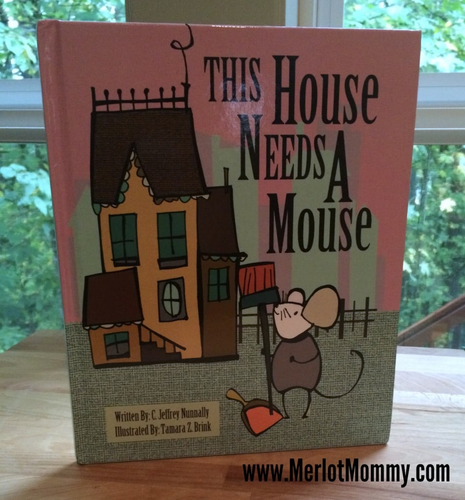 This House Needs a Mouse Book Review