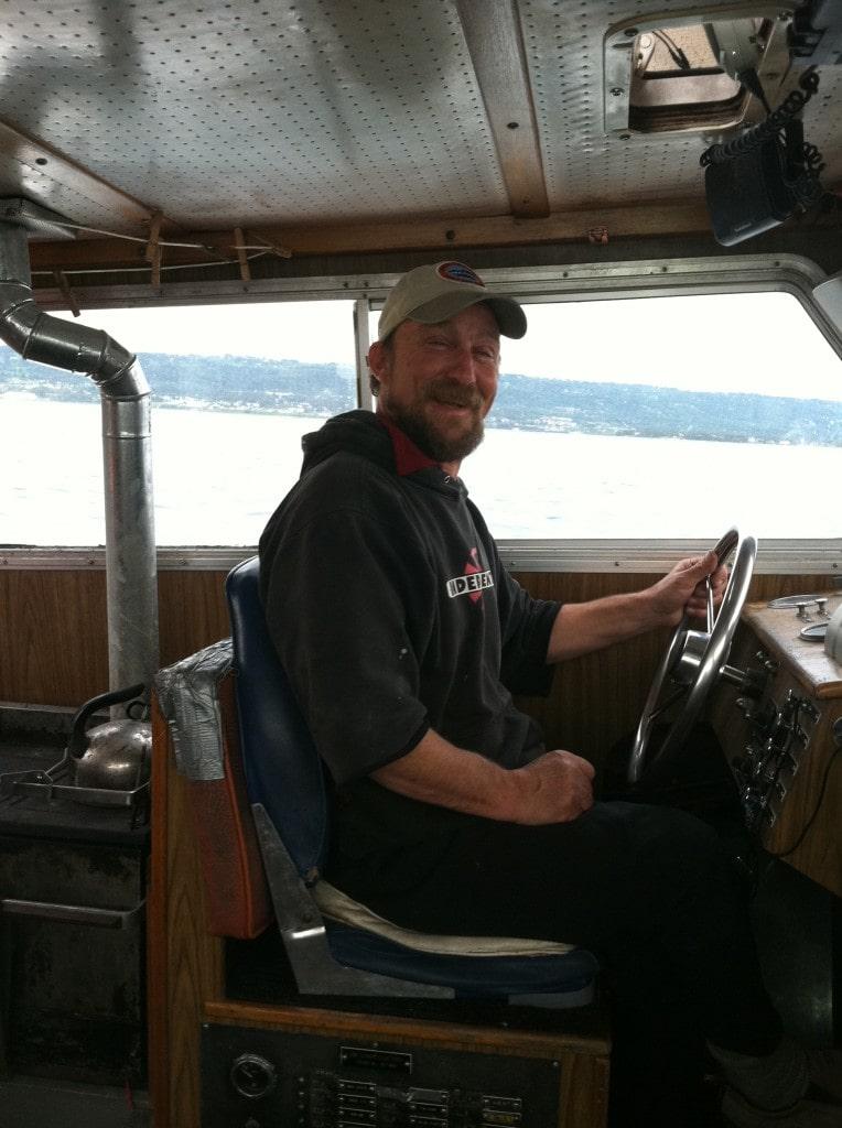 Captain Bob Wolf Kenai Red Fish Company