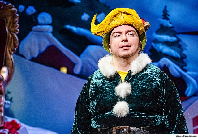 The Santaland Diaries at Portland Center Stage is a Holiday Must-See #PDXEvents
