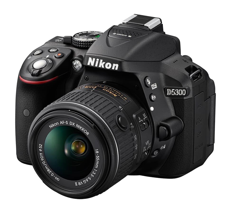DI multi Nikon D5300 at Best Buy