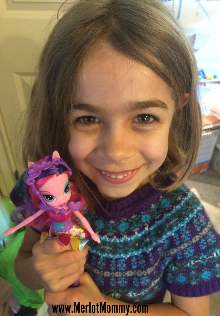 My Little Pony Equestria Girls Rainbow Rocks Mane Event Stage Playset by Hasbro® and #Giveaway #KmartFab15