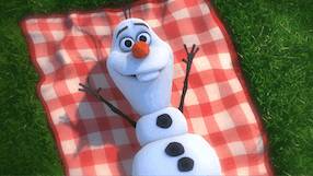 """Sing A Long with Olaf """"In Summer"""" in Different Languages Only on Disney Movies Anywhere"""
