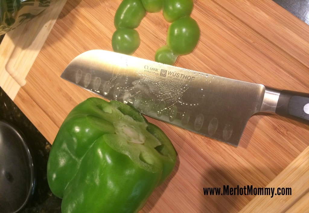 WÜSTHOF Classic 7-inch Santoku Knife Makes a Great Holiday Gift