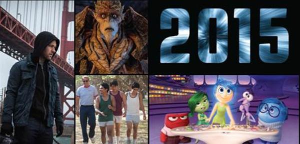 2015 Walt Disney Studios Motion Pictures Slate Announced #StrangeMagicEvent #PixarInsideOut