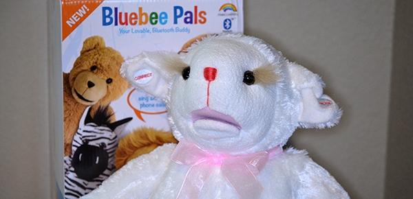 Bluebee Pals is a Fun, Interactive Plush #HH2014 #BluebeePals