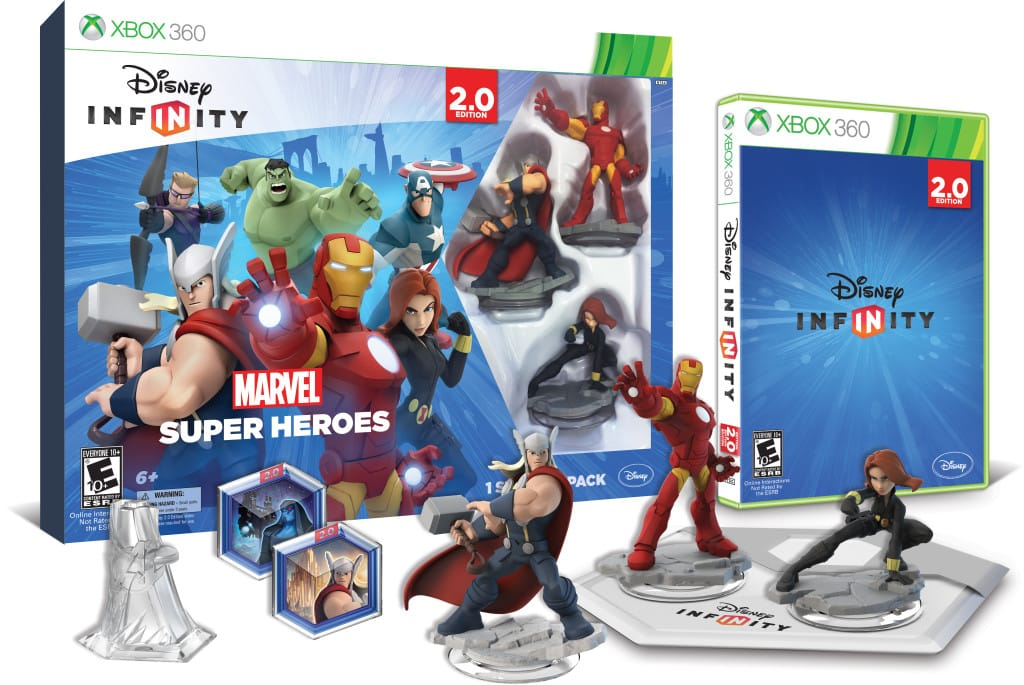 Bring Home Disney Infinity 2.0 for the Holidays