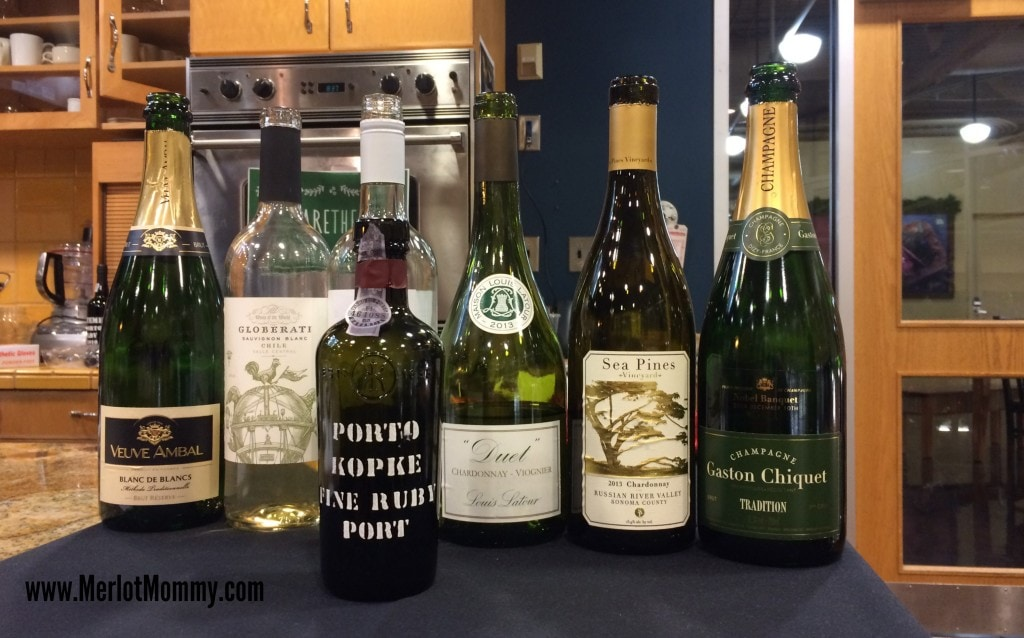 Top 10 Holiday Wines