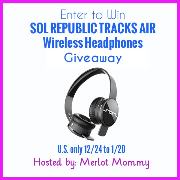 SOL REPUBLIC Headphones Giveaway image